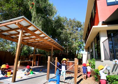Adeona Mitchelton playground