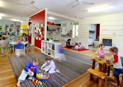 Adeona Mitchelton indoor play