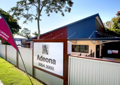 Adeona Mitchelton external view