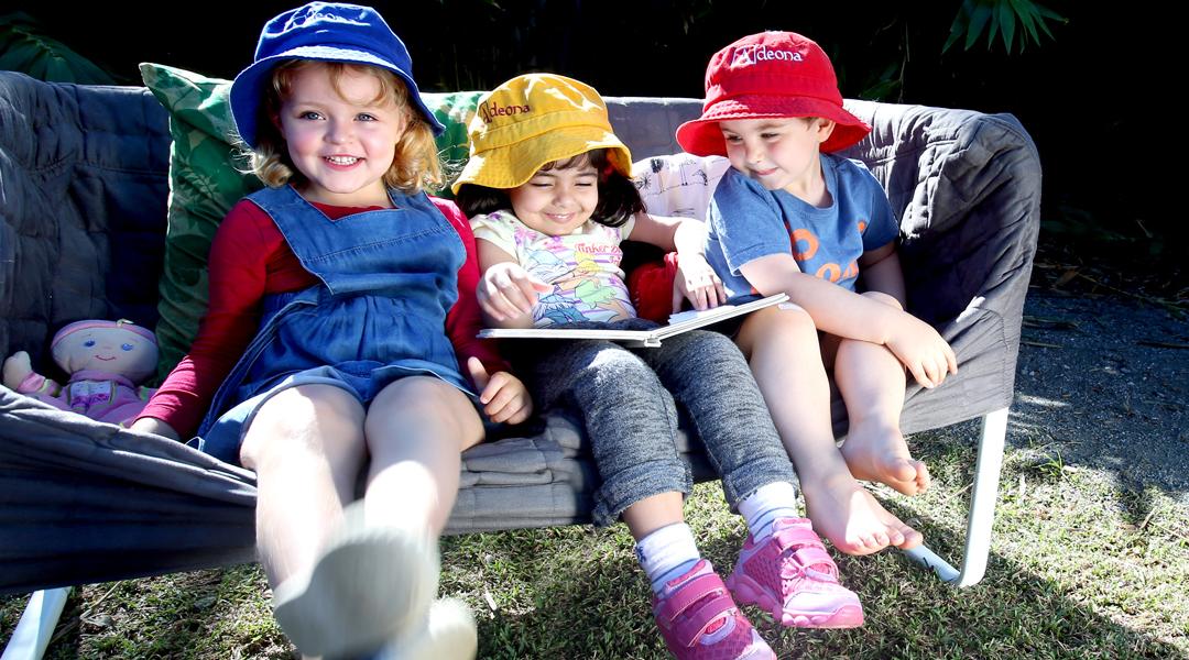 Adeona Mitchelton Childcare Reading