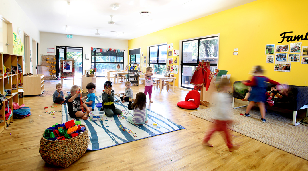 Adeona Mitchelton Daycare Room