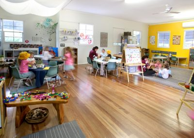 Indoor play at Adeona Noosaville