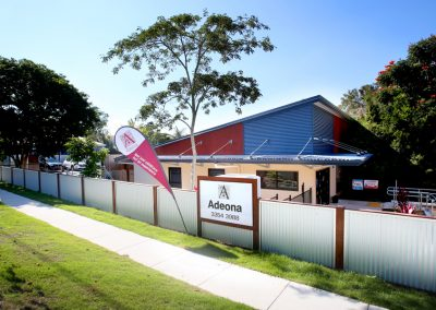 Adeona's childcare centre in Mitchelton on Nicholson Street