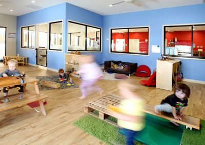 the blue room at adeona's mitchelton daycare service